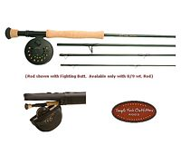 TFO NXT Series 8/9 wt. 9' 4 Piece Rod & NXT SA Reel